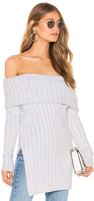 Indah Piccolo Cowl Neck Sweater