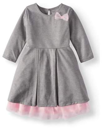 Healthtex Interchangeable 2-in-1 Tutu Dress, 2-Piece Set (Toddler Girls)