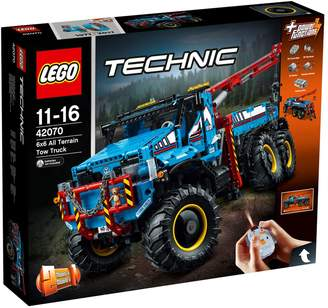 Lego Technic: 6x6 All Terrain Tow Truck