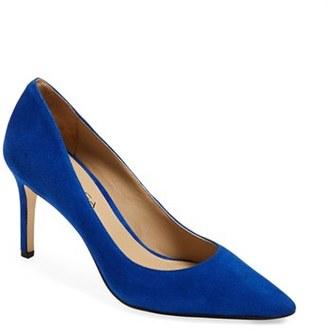 Women's Via Spiga 'Carola' Pointy Toe Pump $195 thestylecure.com