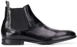 Pantanetti elasticated side panel boots