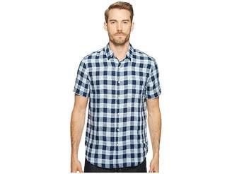 Lucky Brand Short Sleeve Ballona Shirt Men's Clothing