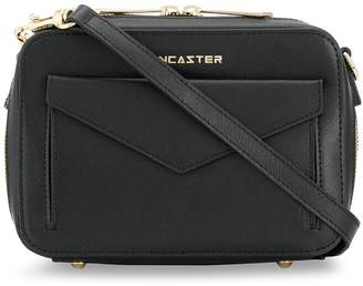 Lancaster Saffiano signature shoulder bag