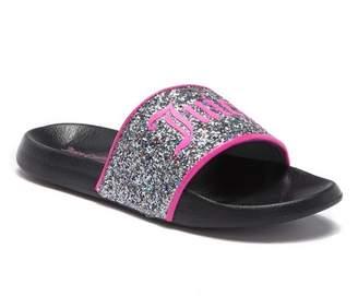 38668f692dc9 Juicy Couture Fashion Slide Sandal (Little Kid   Big ...