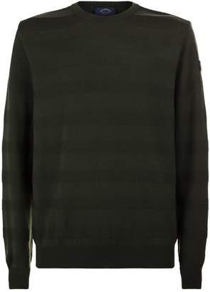 Paul & Shark Tonal Stripe Sweater