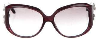 Christian Dior Oversize Graient SunglaSSES