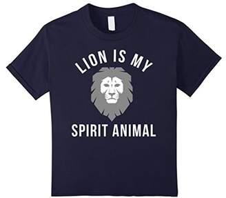 Lion Is My Spirit-Animal T-Shirt Funny