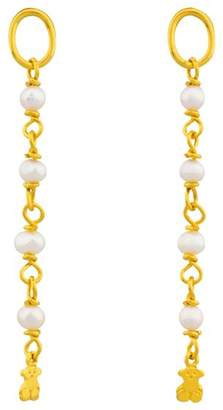 Tous Cultured Freshwater Pearl Earring Extensions