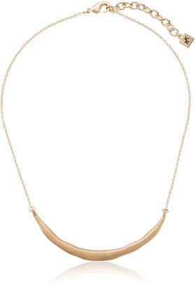 Karen Kane New Moon Collar Pendant Necklace