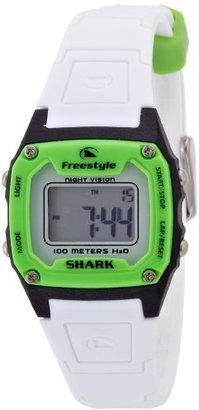 Freestyle (フリースタイル) - [フリースタイル]Freestyle スポーツウォッチ SHARK CLASSIC MID デジタル表示 10気圧防水 ブラック×ホワイト FS80980 レディース 【正規輸入品】