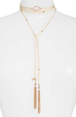Women's Ettika Wrap Choker Necklace $45 thestylecure.com