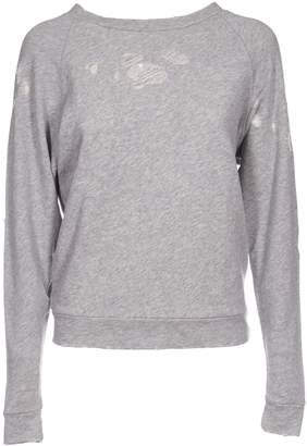 IRO Destroyed Sweatshirt
