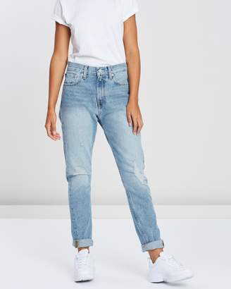 Calvin Klein Jeans High Rise 020 Slim Jeans