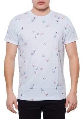 Paper Crane Deelux 74 Printed T-Shirt