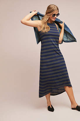 Dolan Left Coast Striped Petite Maxi Dress