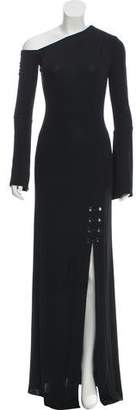 Yigal Azrouel Long Sleeve Maxi Dress