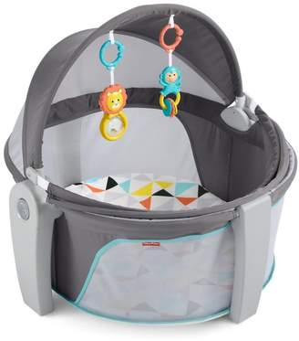 Fisher-Price Dome Away From Home Bassinet