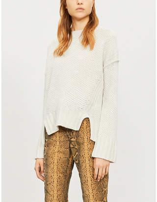 Zadig & Voltaire Mark Deluxe cashmere jumper