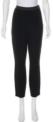 Dolce & Gabbana High-Rise Skinny Pants Black High-Rise Skinny Pants