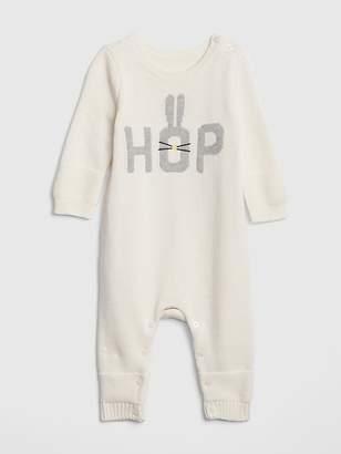 Gap Bunny Sweater One-Piece