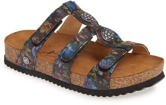 Haflinger Alice Slide Sandal