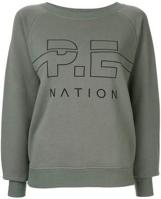 P.E Nation Swingman sweatshirts