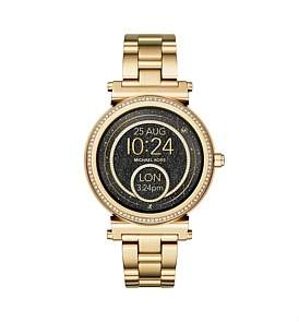 Michael Kors Sofie Gold Smartwatch