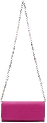 Calvin Klein Pink Chain Wallet Bag