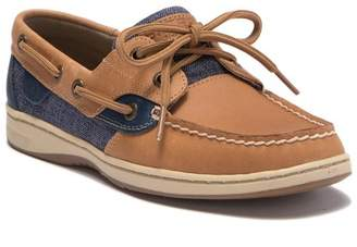 Sperry Bluefish Heathered Sahara Boat Shoes