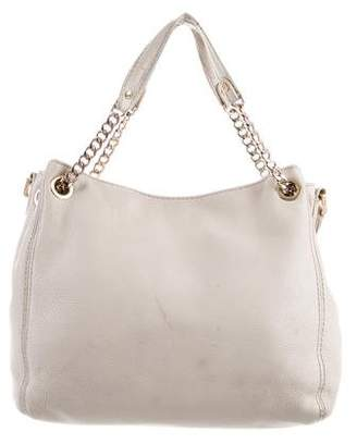 MICHAEL Michael Kors Grained Leather Bag