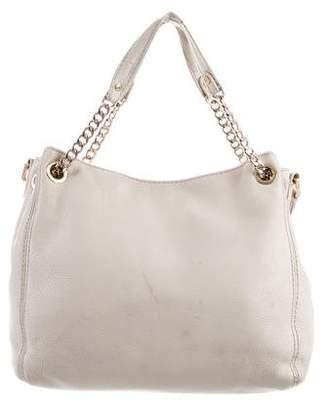 MICHAEL Michael Kors Grained Leather Bag