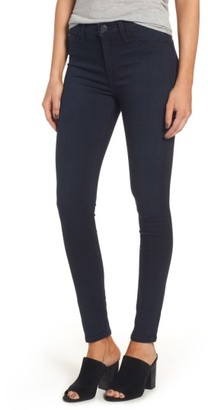 Women's Hudson Jeans Barbara High Waist Super Skinny Jeans $185 thestylecure.com