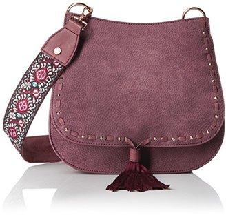 Steve Madden Swiss Cross Body Handbag $88 thestylecure.com