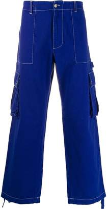 Benetton cargo trousers