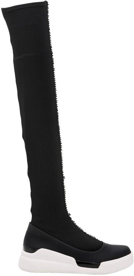 40mm Rowan Neoprene Over The Knee Boots