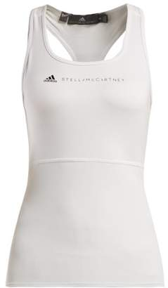 adidas by Stella McCartney Performance Essentials Tank Top - Womens - White