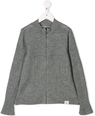 Bonpoint zipped sweater