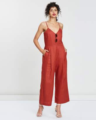 Woodchip Jumpsuit