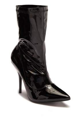 Cape Robbin Glossy Patent Stiletto Boot