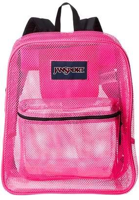 JanSport Mesh Pack Backpack Bags
