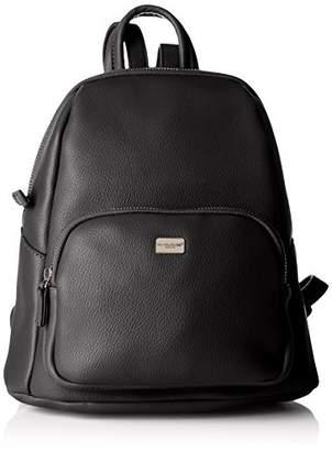 David Jones Women's CM3720 Backpack Handbag Black