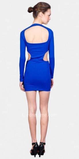eDressMe Cut-out Mini Dresses