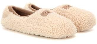 UGG Birche fur slippers