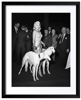 ARTOGRAPHY LIMITED Jayne Mansfield Fine Art Print