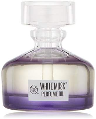 The Body Shop White Musk Perfume Oil - 20ml
