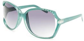 FULL TILT Stark Rhinestone Sunglasses