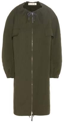 Marni Technical twill coat