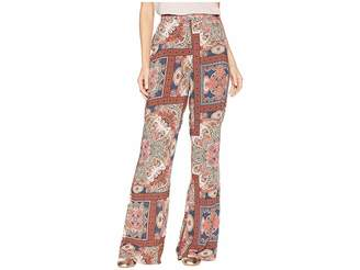 BCBGeneration Fit and Flare Pants Women's Casual Pants