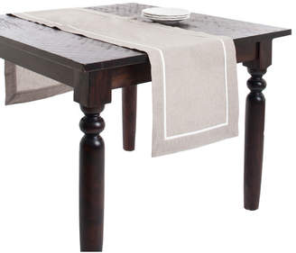 Mercury Row Meraz Chic Pleated Design Table Runner
