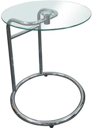 IDC OTSUKA/大塚家具 サイドテーブル エトス ガラス